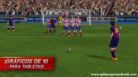 FIFA 15 Ultimate Team - Android