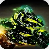3D Moto Racing Speed