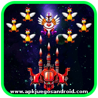 Chicken Shooter Space Defense