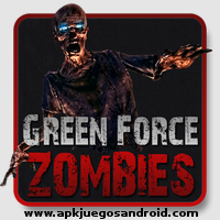 Green Force Zombies HD