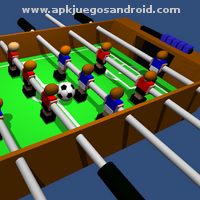 Table Football Soccer 3D
